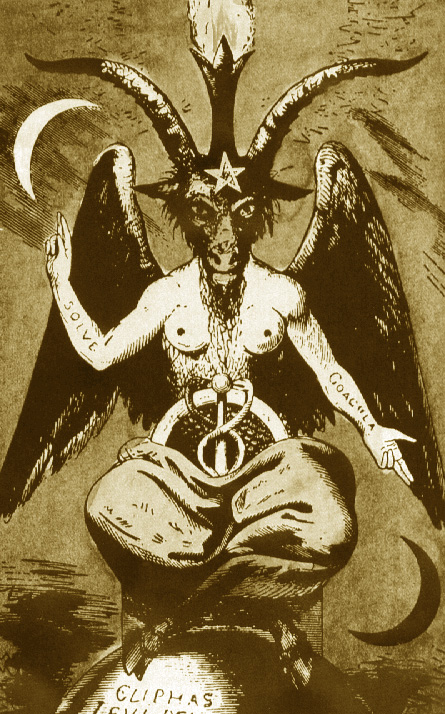 Why Goat Is Symbol Of Satan Image collections - definition