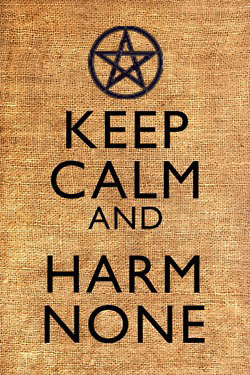 Keep Calm and Harm None_2