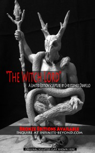 """The Witch Lord"" by Christopher Orapello"